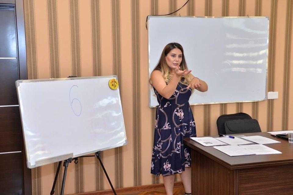 Школьные курсы психологии в Гянджинском филиале