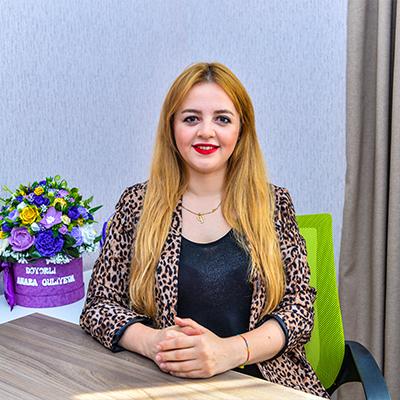 ANARA GULIYEVA