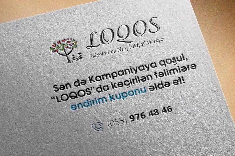 """""""Loqos"""" növbəti kampaniyaya start verir❗️"""