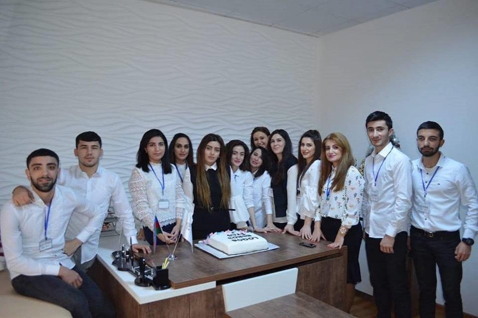 """""""Loqos"""" PNİM-in Bərdə filialının fəaliyyətə başlamasının 1 ili tamam oldu."""