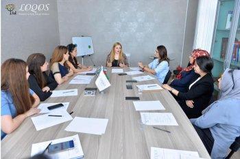 """Azadlıq filialında """"12 seansa korreksiya"""" mövzusunda Workshop keçirildi."""