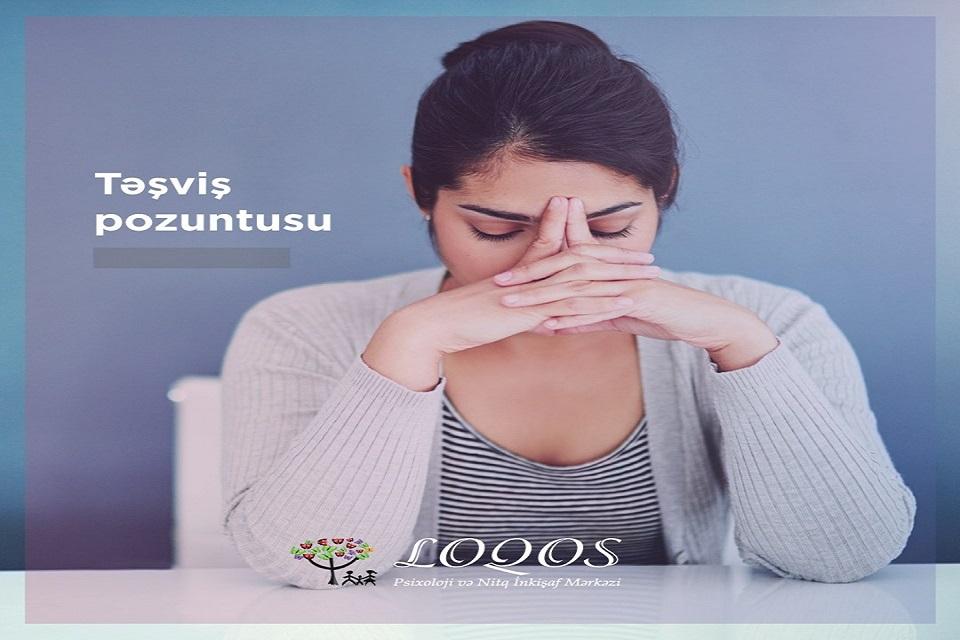 Təşviş pozuntusu nədir?