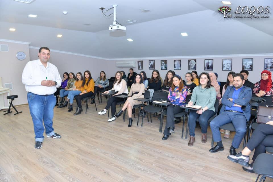 Mərkəzdə 7 Dekabr tarixində Hüquqi Psixologiya seminarı keçirildi.