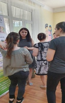Qusar rayon 3 saylı bağçada maarifləndirici psixoloji seminar keçirildi.