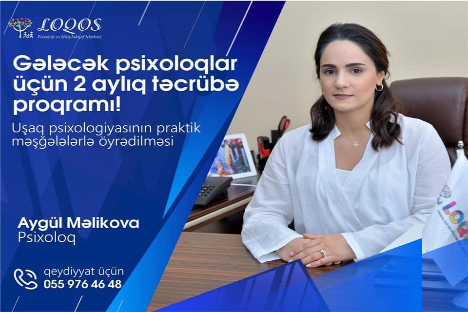 """""""Psixoloji Təcrübə Proqramı""""-nda iştirak etmək fürsətini qaçırmayın!"""