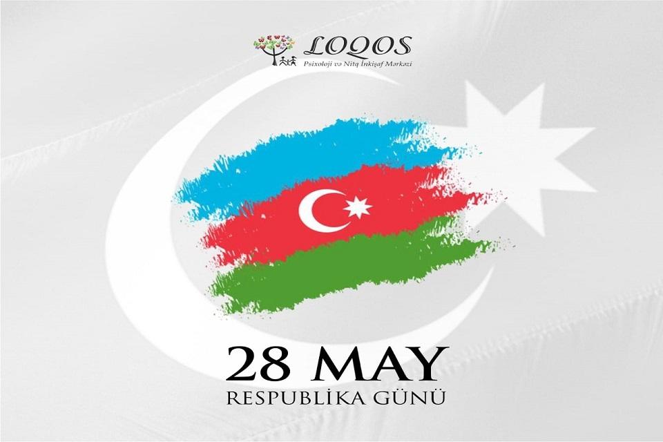28 May - Respublika Günü münasibətilə Azərbaycan xalqını təbrik edirik!