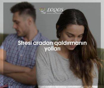 Stresi aradan qaldırmanın yolları