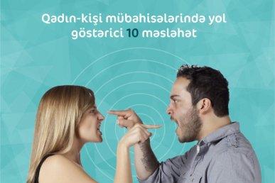 Qadın-kişi mübahisələrində yol göstərici 10 məsləhət!