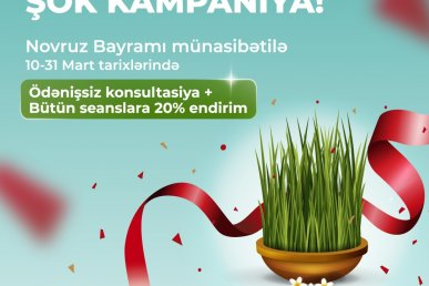 """""""Loqos"""" Novruz bayramı münasibətilə möhtəşəm kampaniyaya start verir!"""